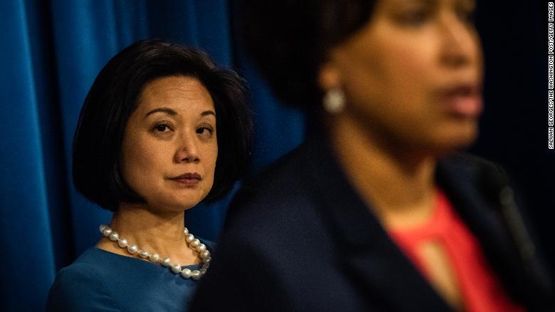 Scoop: Trump pulls nomination for former D.C. attorney Jessie Liu to Treasury post…