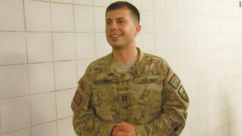 Navy SEAL Who Killed Bin Laden Tells Buttigieg: 'Stop Playing War Hero'…