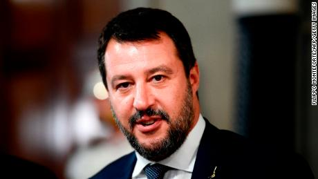 Salvini could face trial over treatment of migrants - CNN