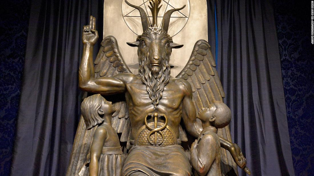 The Satanic Temple is offering 'Devil's Advocate Scholarship' - CNN