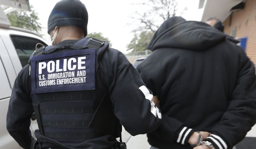Cook County, Illinois declined more than 1,000 ICE detainers in FY19…