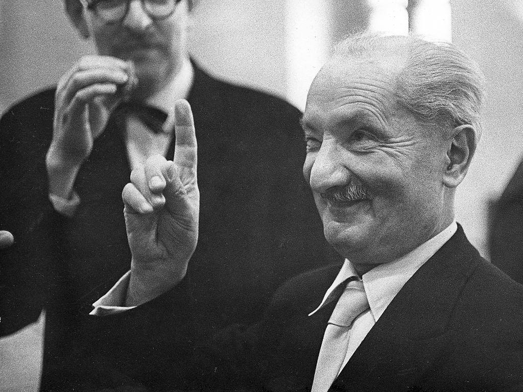 "Jonathan Bowden, ""Martin Heidegger"" | Counter-Currents ..."