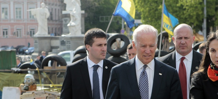 To Fight Russia, Ukraine Must Also Fight Corruption, Biden ...