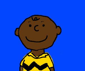 Charlie Brown....literally. - Drawception