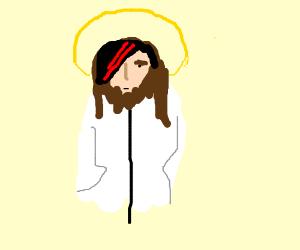 Emo Jesus - Drawception