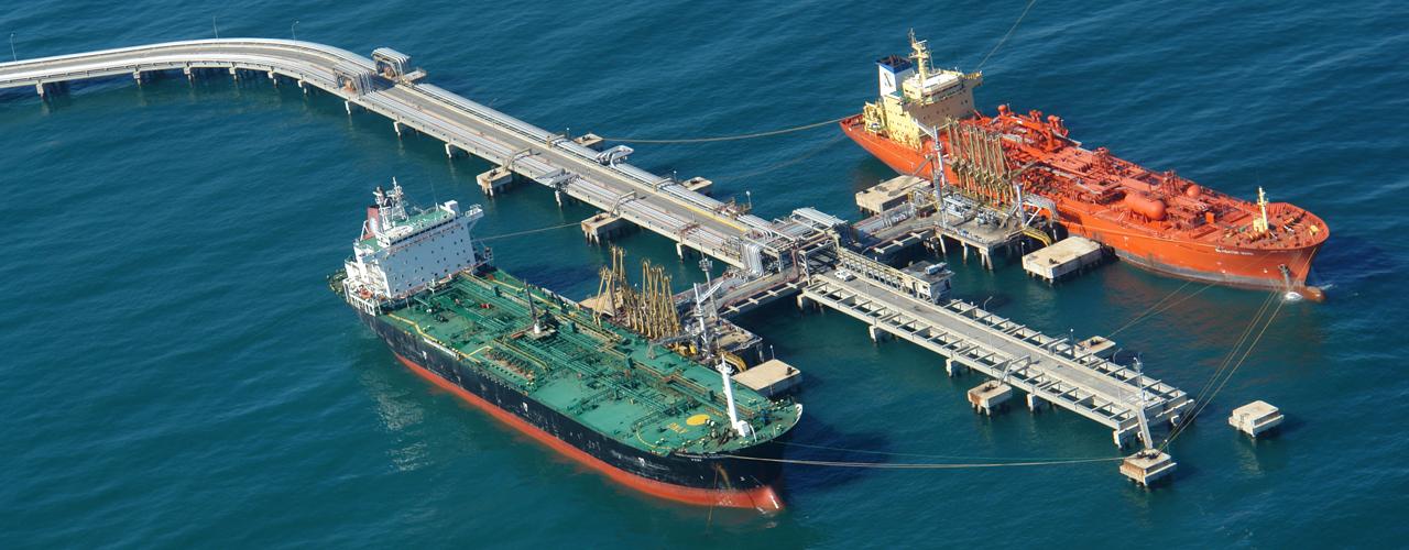 Barco de Irán descargó condensado de gas natural en el ...