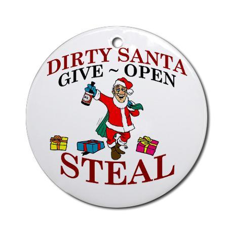 Annual NASP Christmas Party! Dec. 11th - Dirty Santa Party ...