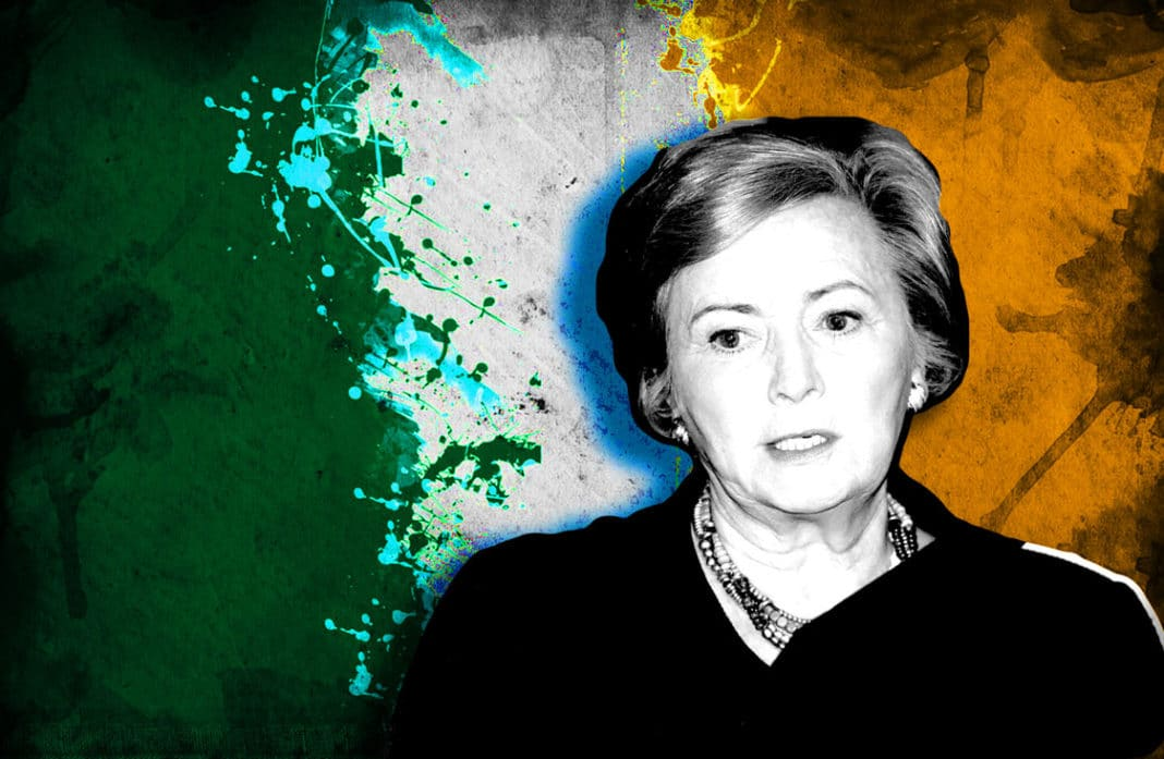 Frances Fitzgerald Has Lost Her Job But Who Were The Real ...