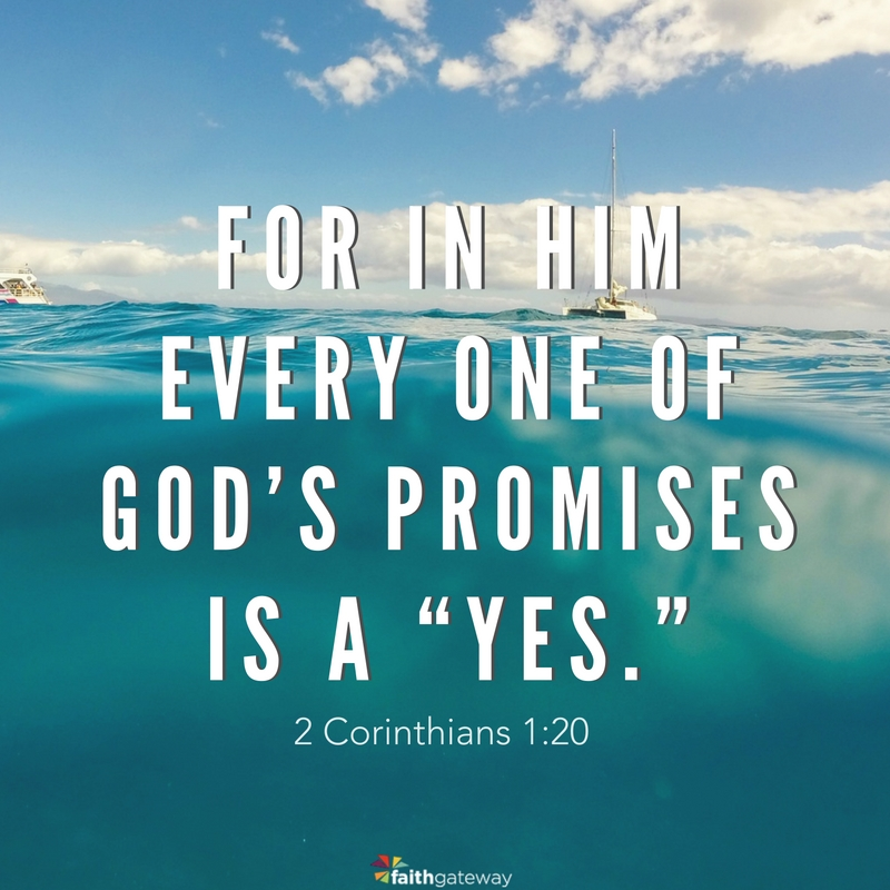 Focus on Jesus and Don't Look Down - FaithGateway