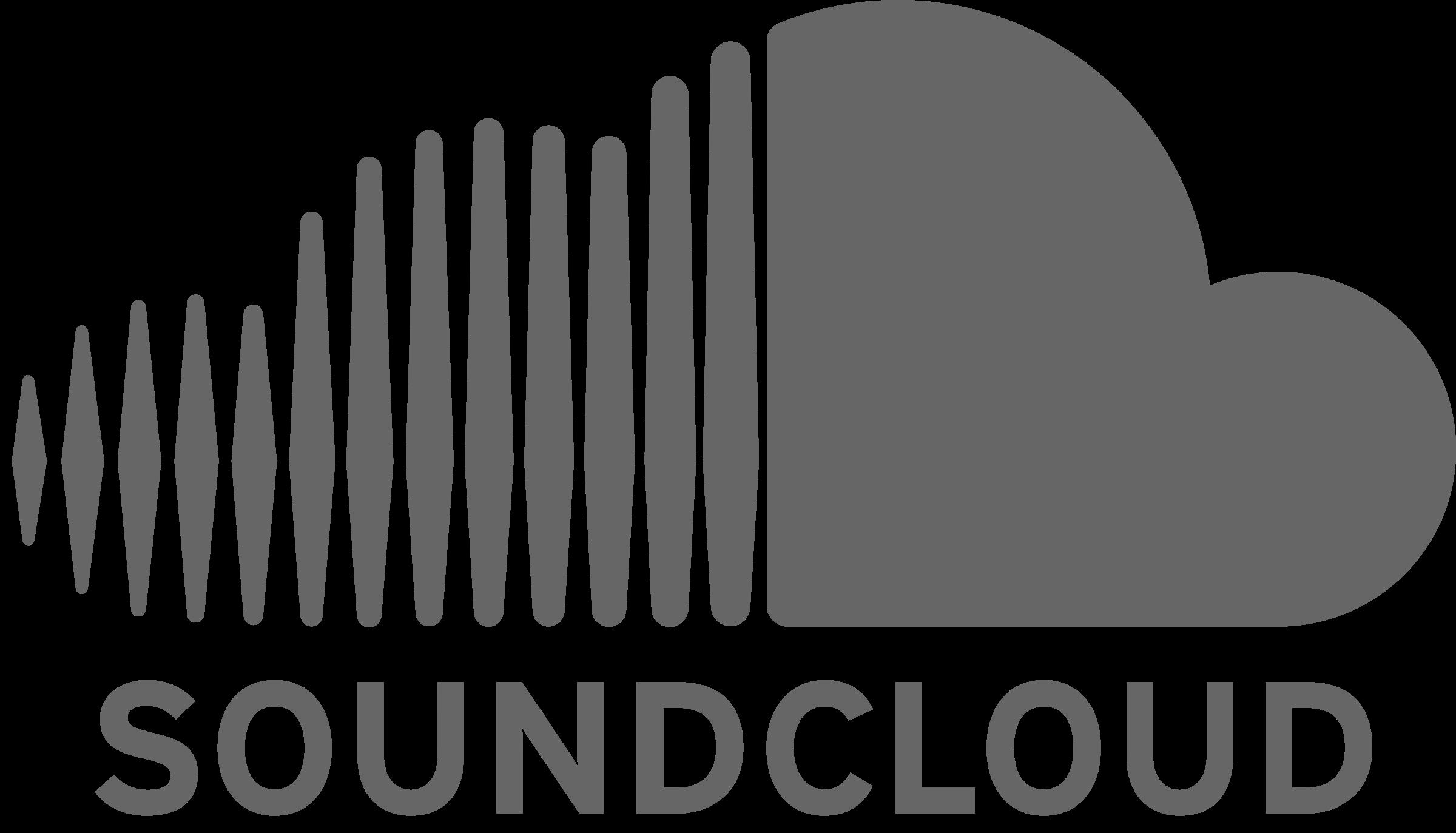 SoundCloud Logo PNG Transparent & SVG Vector - Freebie Supply