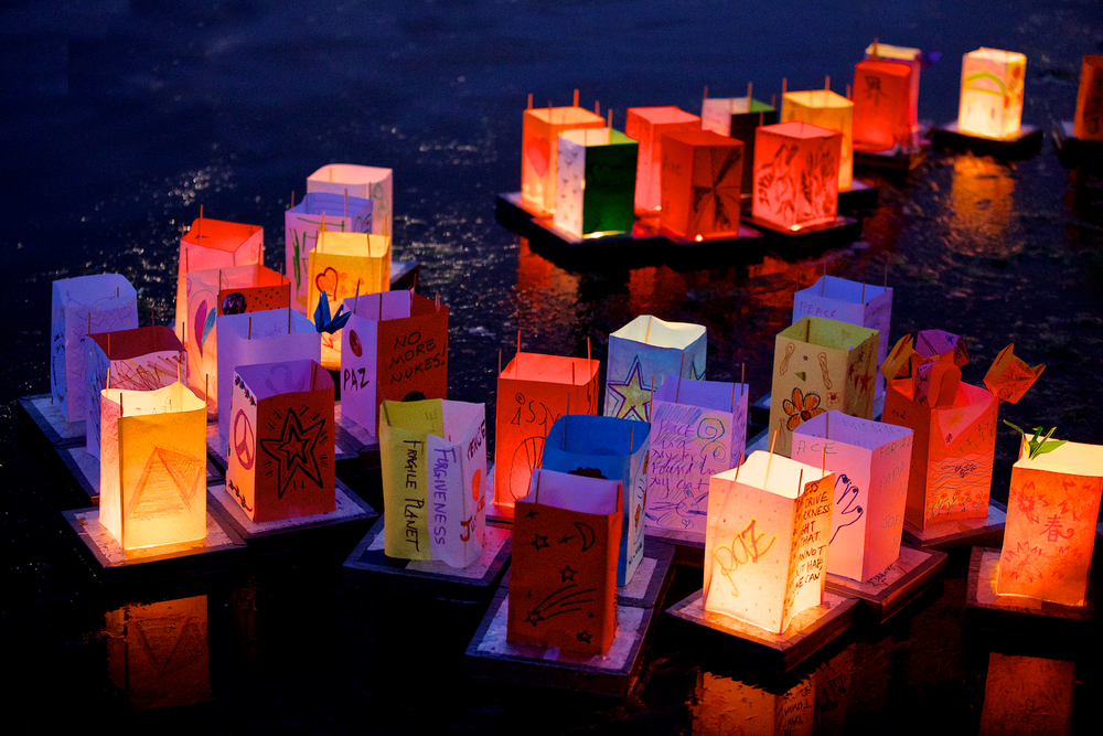 2019 Peace Lantern Ceremony | Berkeley