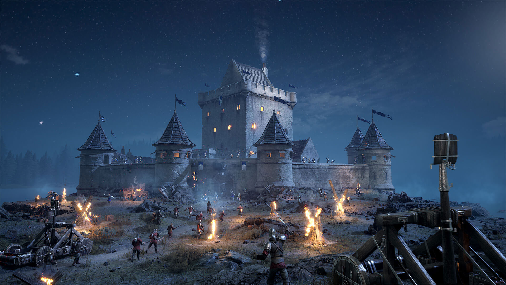 Chivalry 2 enters closed beta access on April 23-26 - Gamer Journalist