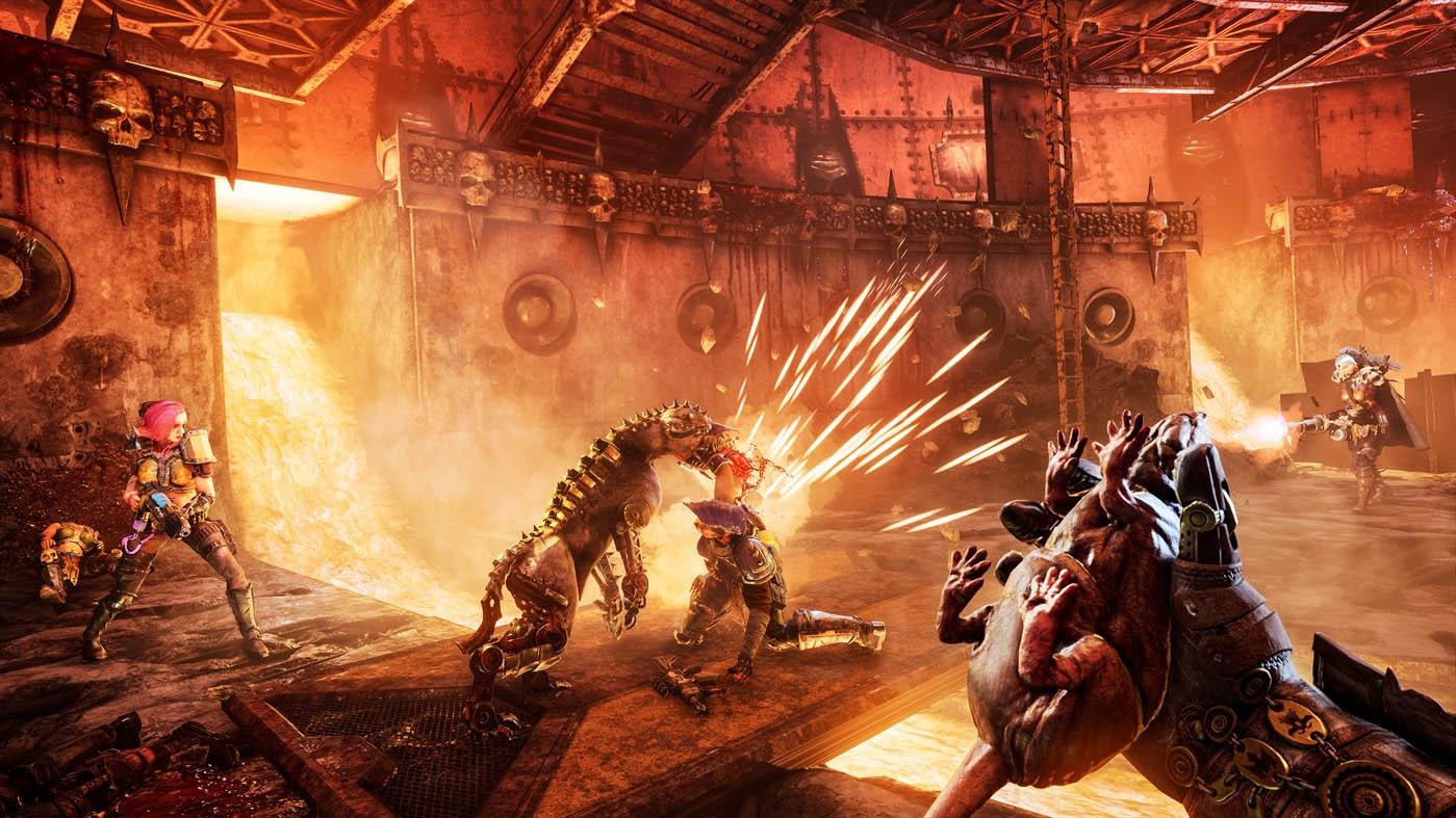 Necromunda: Hired Gun - игра, дата выхода, обзор, системные требования, pc, пк | RBK Games