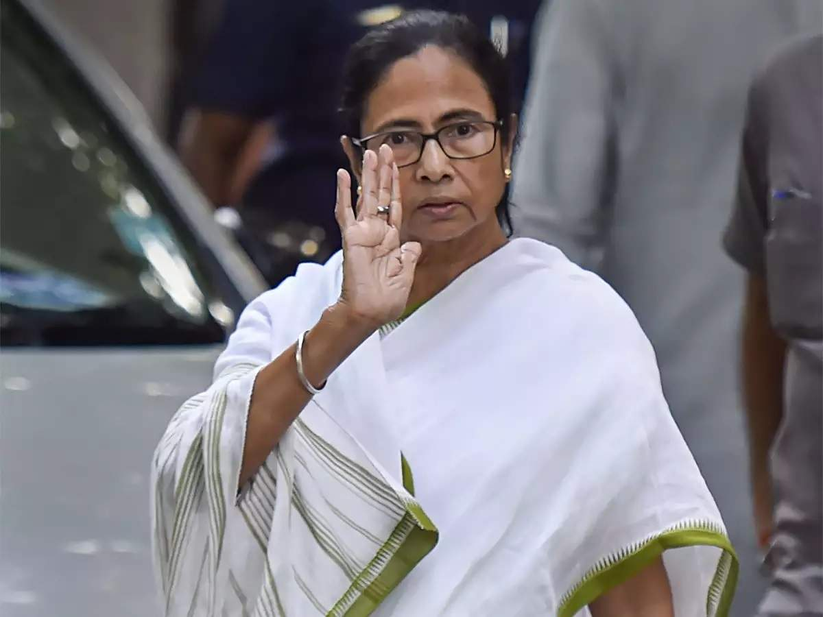 Mamata Banerjee announced to give the free vaccine in Bengal ...