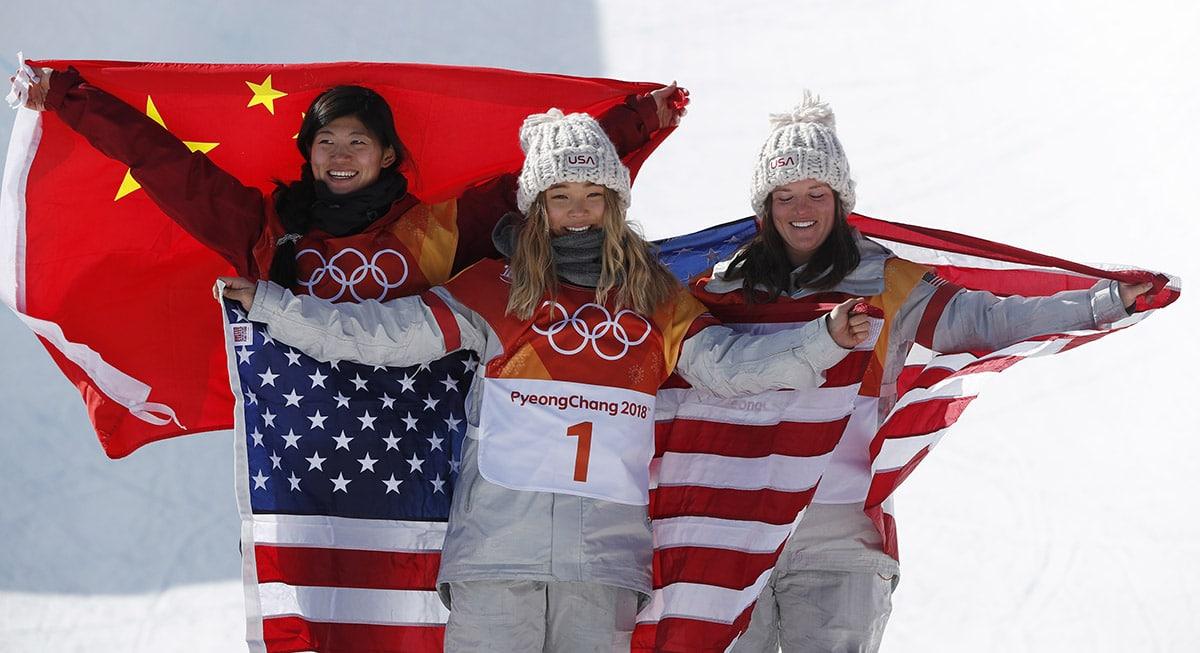 "Chloe Kim, ""Niña Prodigio"" del snowboard, gana el oro en ..."