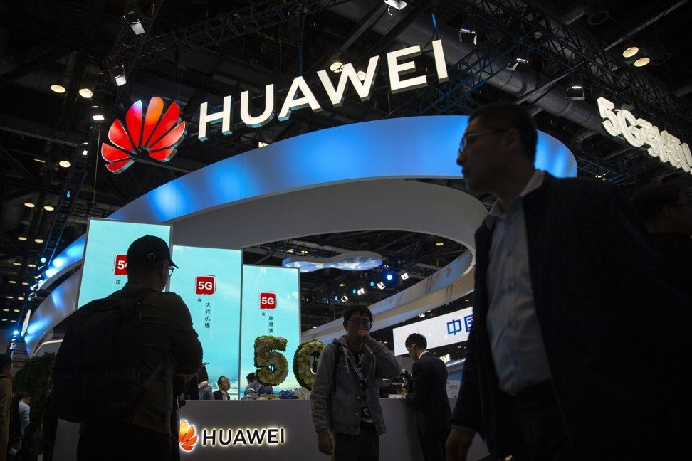 Huawei received £57bn in aid from China to undercut rivals…
