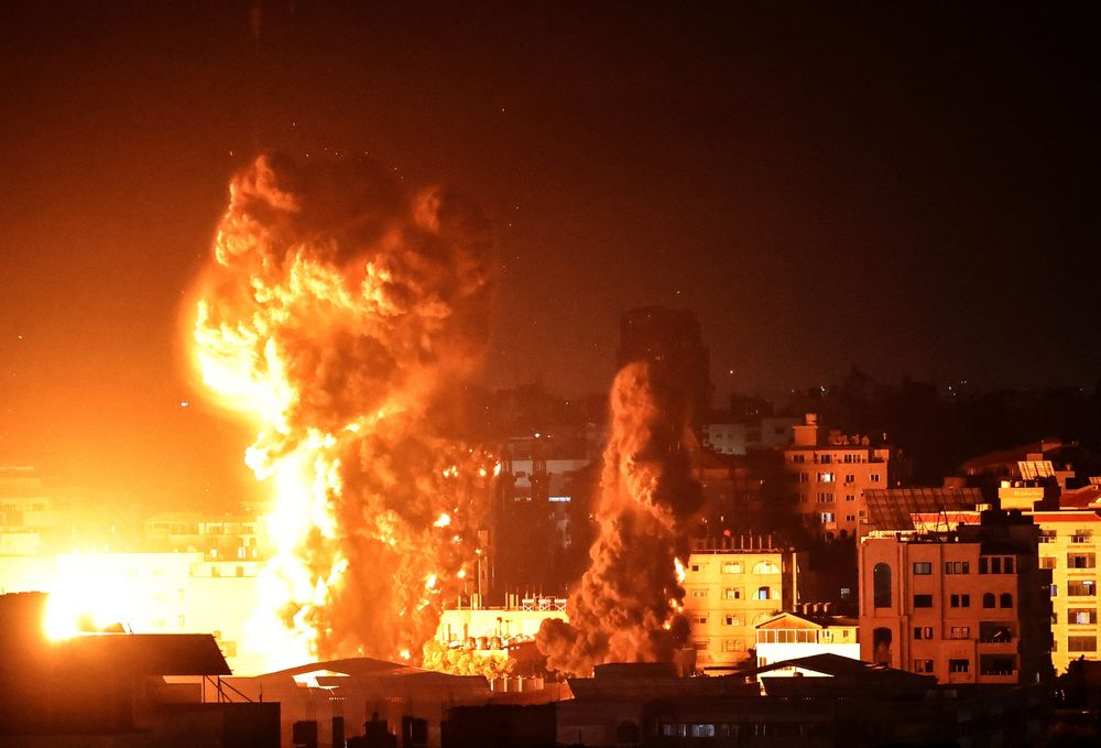 Israel Destroyed Over 100 Km Of Hamas Tunnels During Gaza ...
