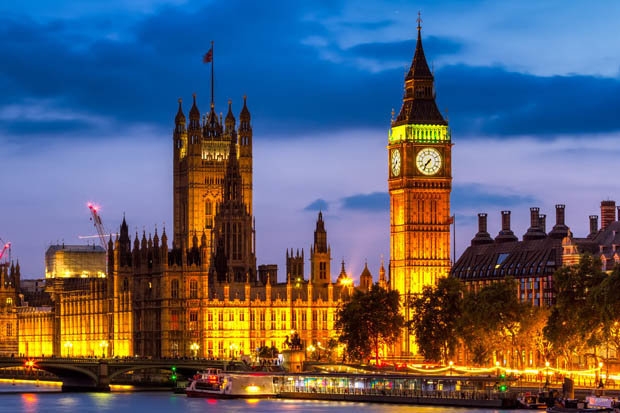 London's Big Ben to RING again – but it WON'T be on time ...