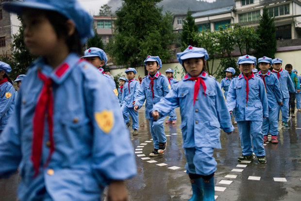 Inside China's communist schools where kids are ...