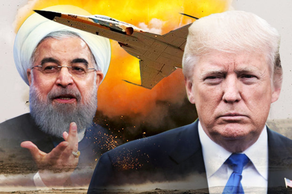 "Trump warns Iran that 52 ""high level"" targets ""will be hit very fast"" if Iran strikes Americans in retaliation for the killing of top general Qassem Soleimani…"