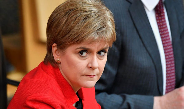 Sturgeon mocked for failing to say what currency an ...
