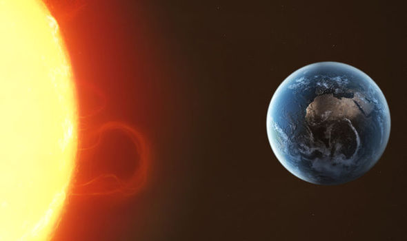 SHOCK ALERT: Earth's magnetic field has CRACKED - humanity ...