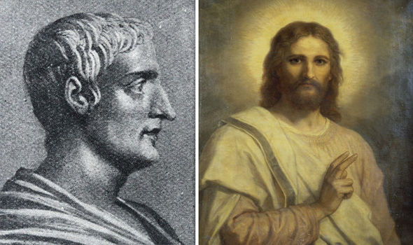 JESUS PROOF: Most vivid ever account of Christ unearthed ...