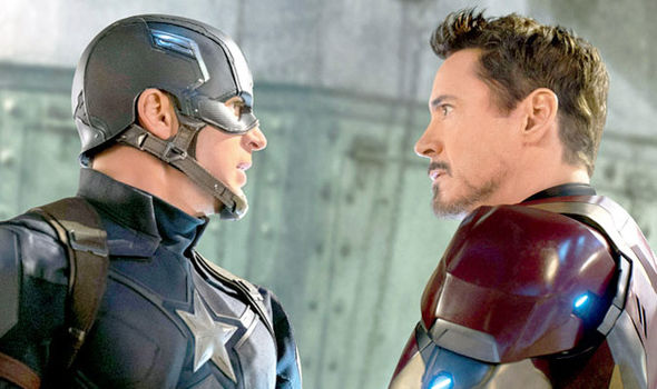 Robert Downey Jr Iron Man OUT of Avengers 4, Chris Evans ...