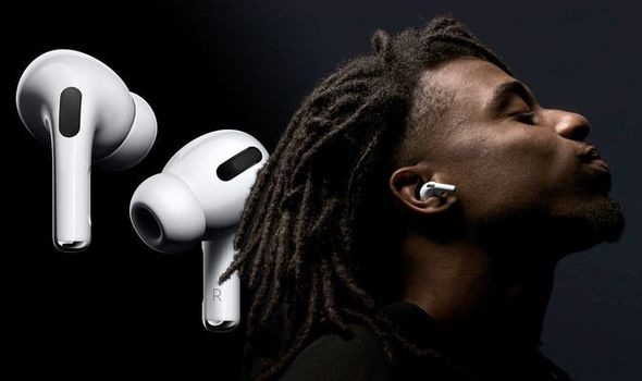 AirPods Pro first look - Apple's earbuds get new look and ...