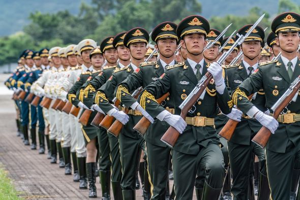Chinese TYRANNY will reign over freedom if West does not ...