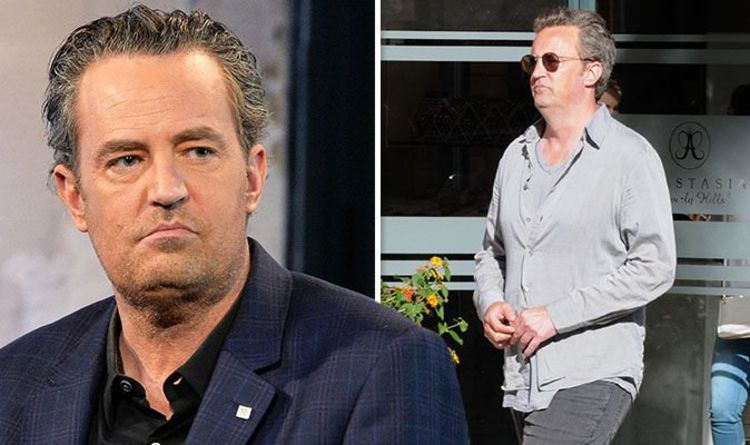 Matthew Perry: Friends star leaves fans concerned after ...