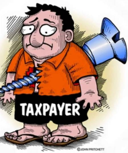Petition Stop Wasting Taxpayers Money!