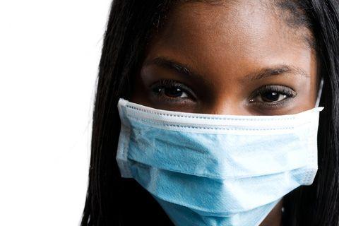 Masks Protect Against Colds, Flu | Live Science