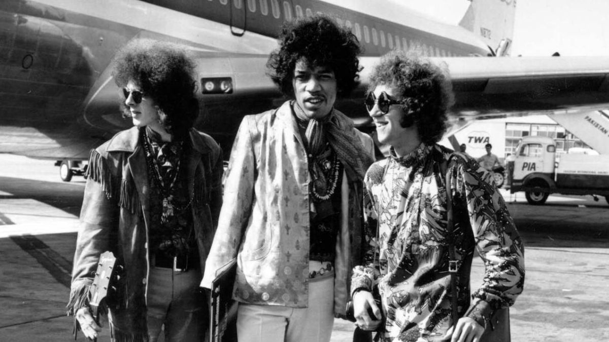 When Jimi Hendrix Came To London: Jeff Beck, Ronnie Wood ...