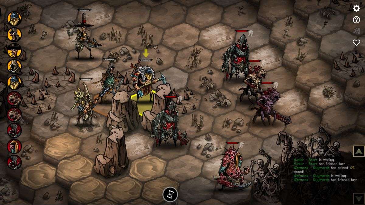 Lead mutants across a dark fantasy wasteland in tactics RPG Urtuk: The Desolation | PC Gamer