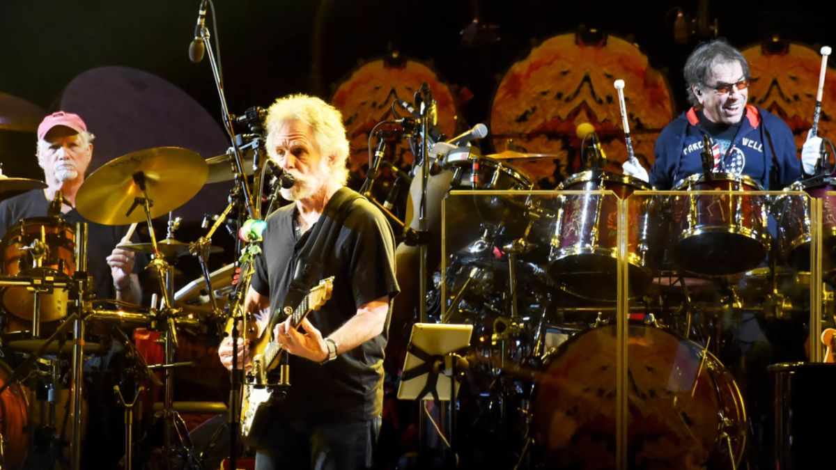 Grateful Dead get farewell from Obama | Louder