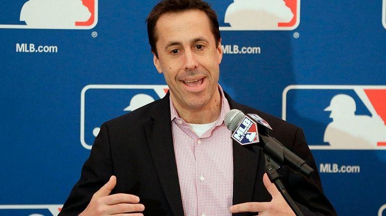 MLB deputy commissioner Dan Halem