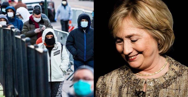 Smug Hillary Uses Coronavirus Victims As Punchline In Sick ...