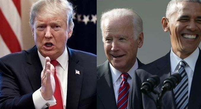 Trump: Obama/Biden Admin Most CORRUPT in Our Country's ...