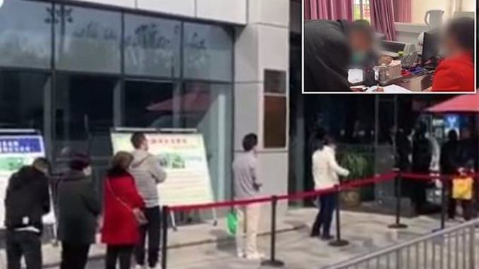 China: Couples Are Lining Up Around The Block To File For ...