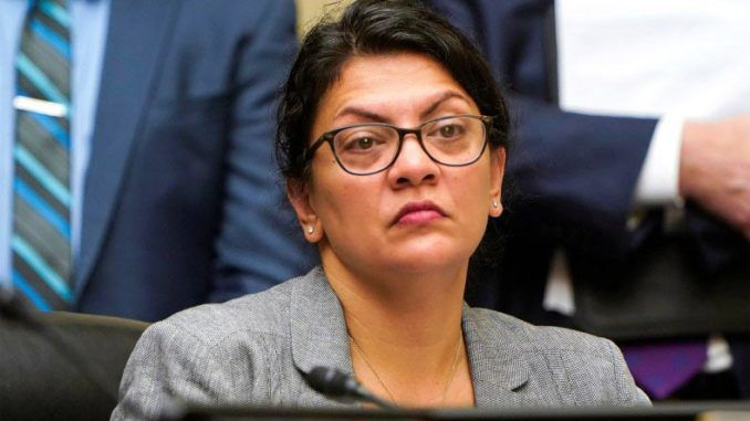 Rashida Tlaib Demands Taxpayer-Funded Cash for Illegals as ...