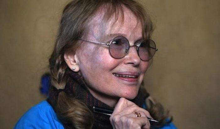 Mia Farrow: Trump Will 'KILL All' of His Supporters by ...