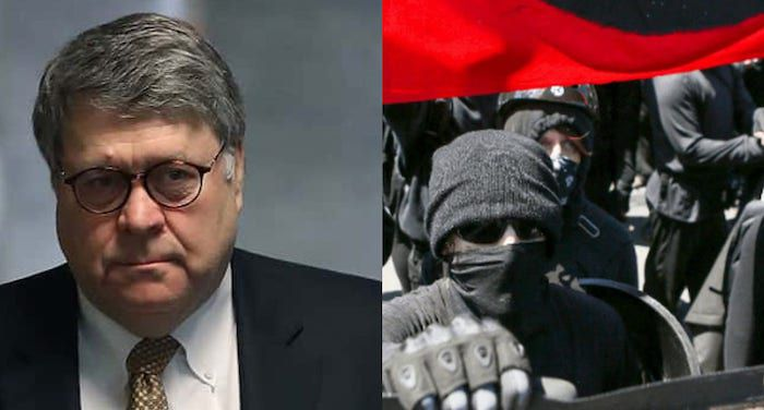 ANTIFA CANCELLED: AG Barr Creates Task Force to Take Down ...