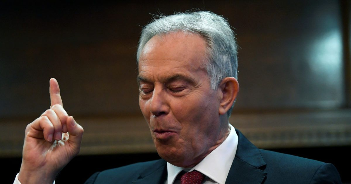 Tony Blair Is Pushing For Digital ID To Prove Covid-19 ...