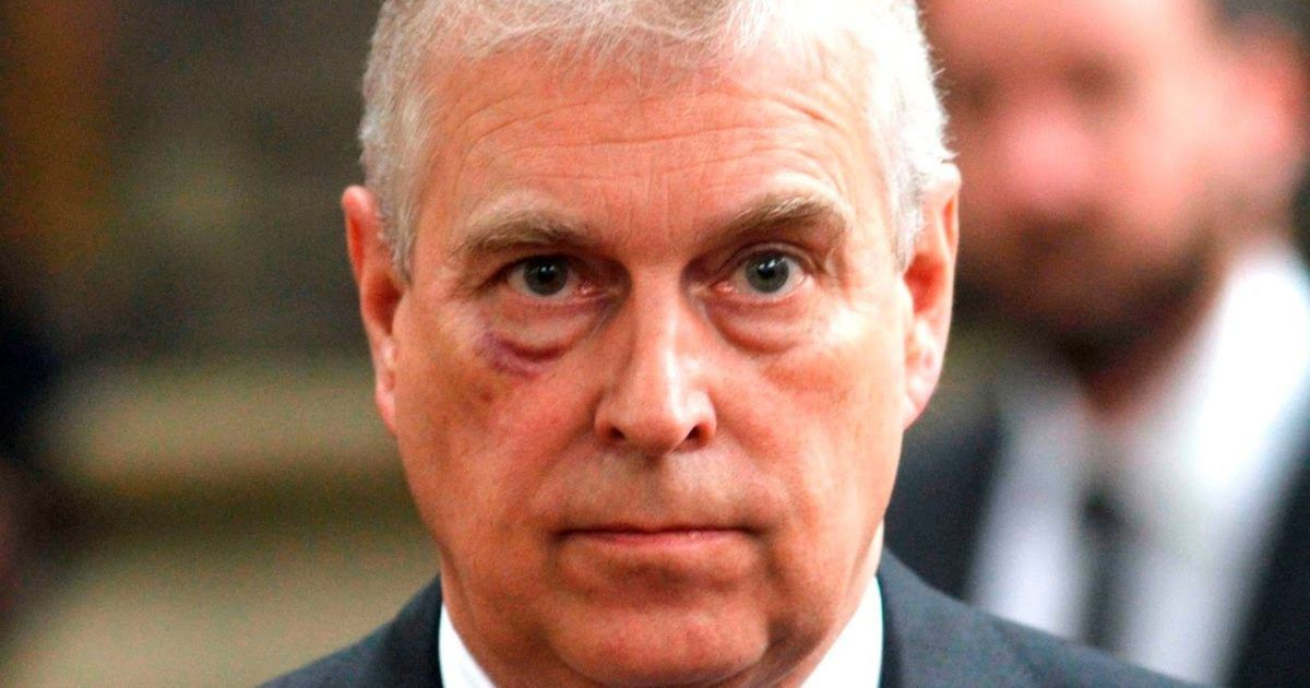 Prince Andrew Told To Be 'Very Concerned' As Ghislaine ...