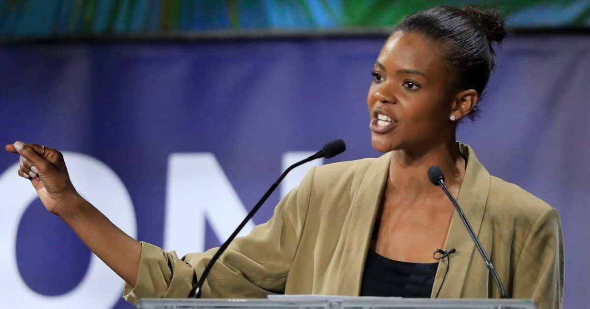 Candace Owens: Dems Are Using Coronavirus To Force ...