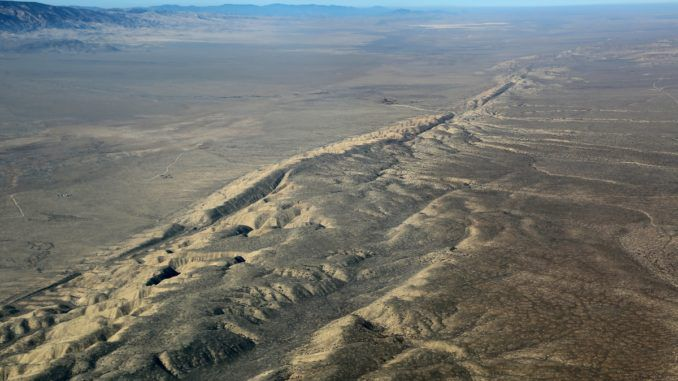 Swarm of Subsea Earthquakes Sparks Concern About The San ...