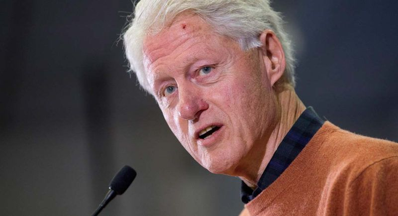 'Bill Clinton Is A Pedo' Trends At No.1 On Twitter As Two ...