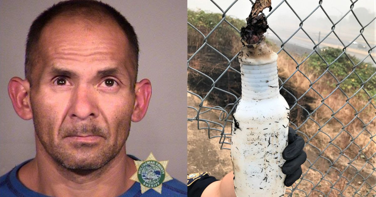 Portland Arson Suspect Released Without Bail Arrested ...