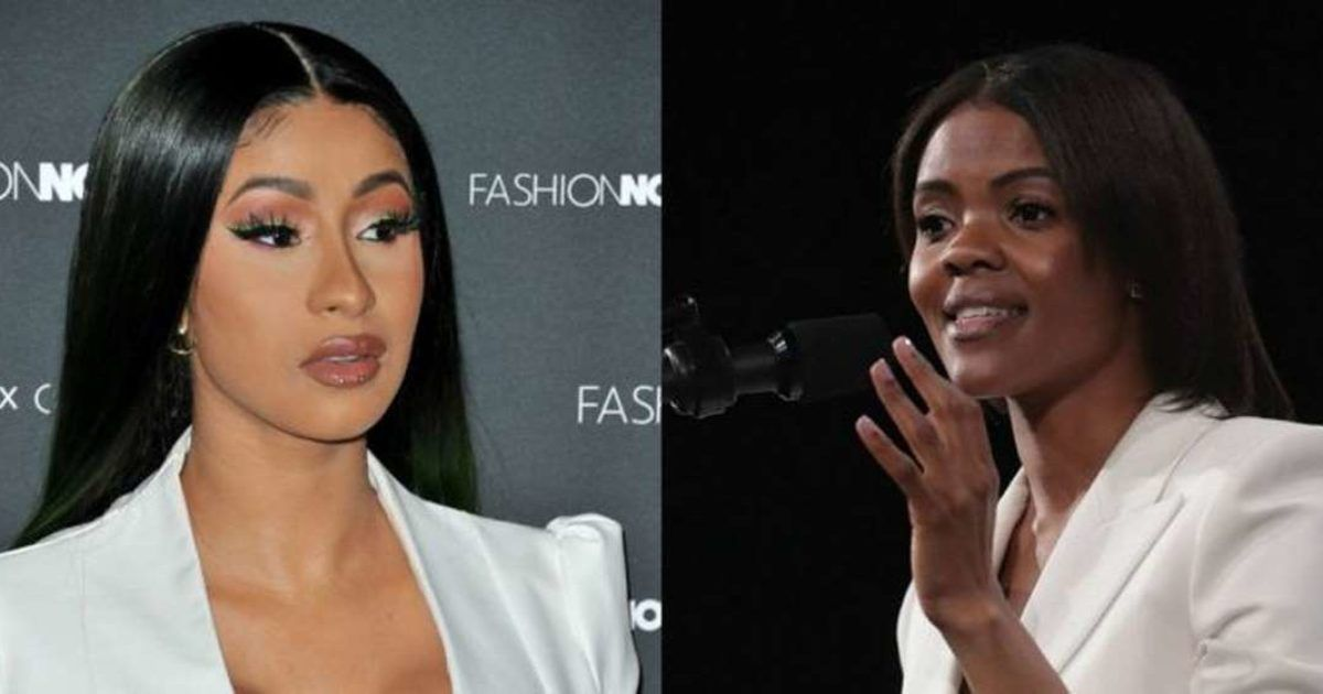 Candace Owens Slams Cardi B's Interview With Biden As 'One ...